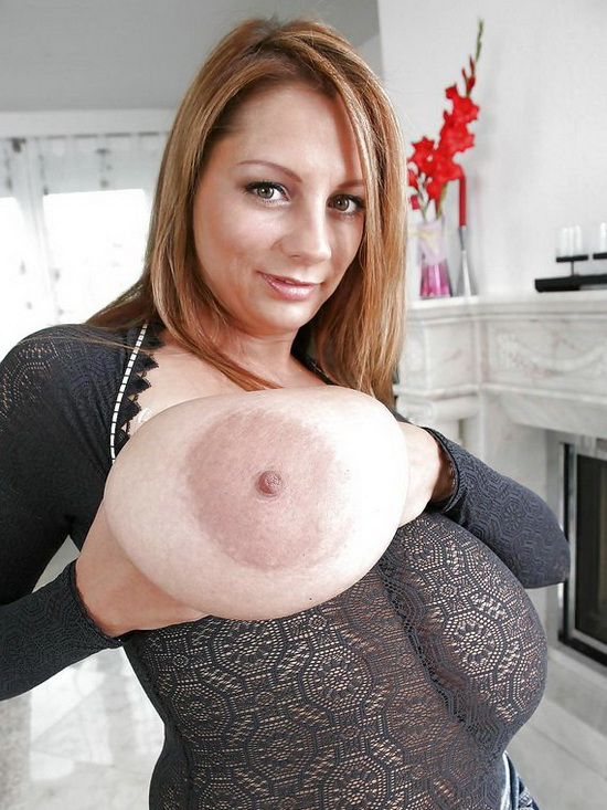 Lorna Morgan Melken Titten